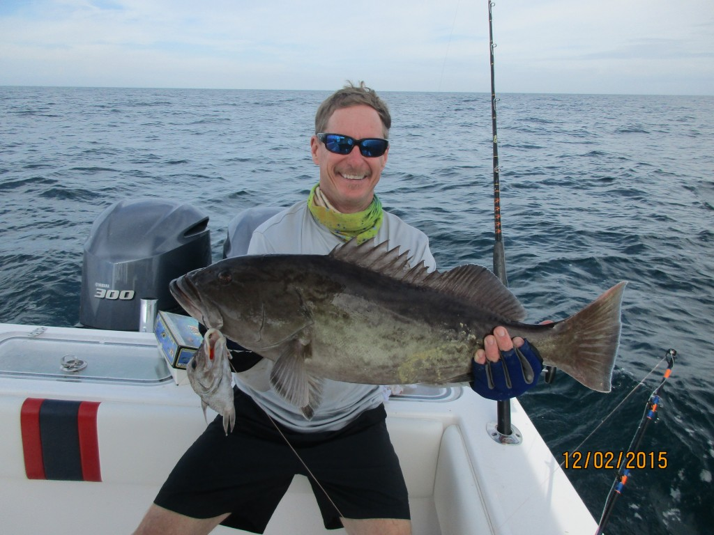 14# gag caught out of Crystal River 2 days before season closure