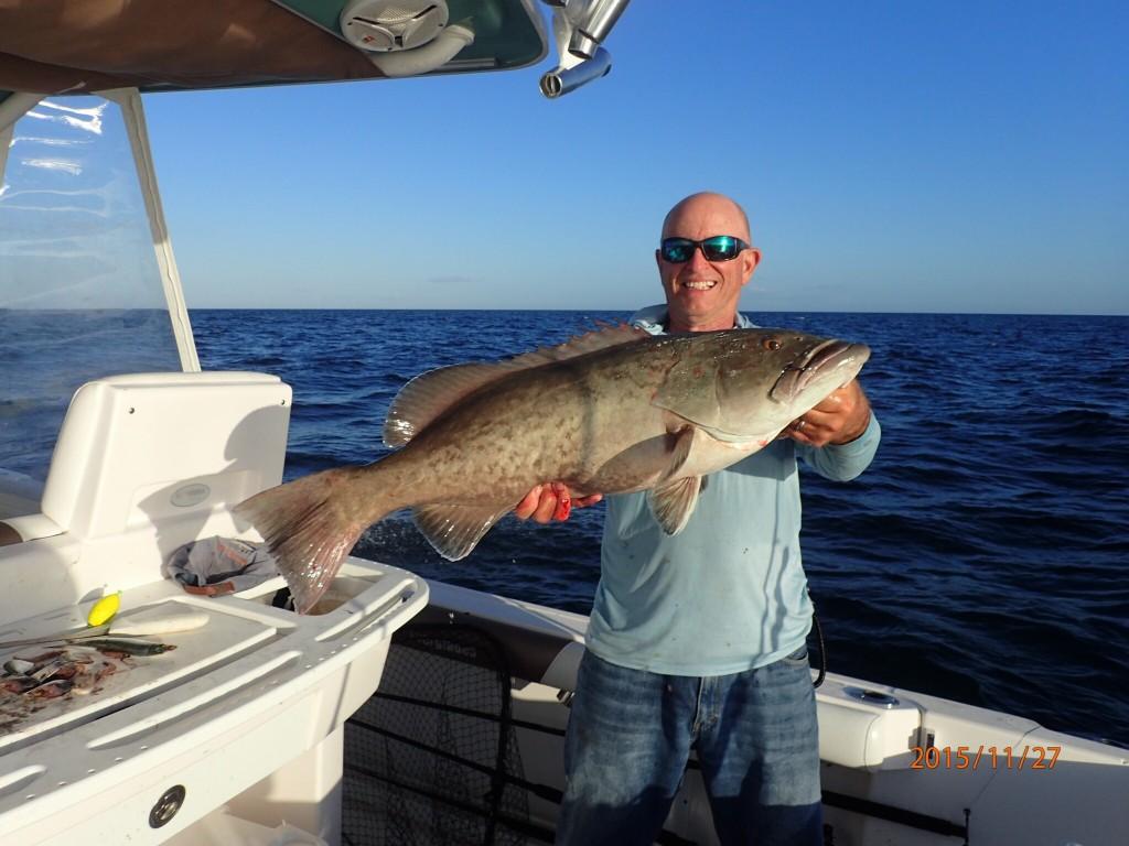 Last chance grouper!